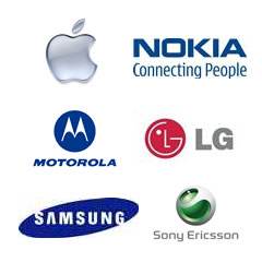 We service Apple, Nokia, LG, Motorola, Samsung & Sony Ericsson brands
